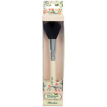 Buy The Vintage Cosmetic Company Blusher Brush Online at johnlewis.com