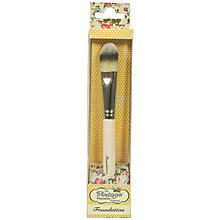 Buy The Vintage Cosmetic Company Foundation Brush Online at johnlewis.com