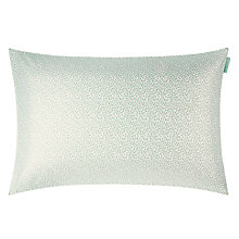 Buy bluebellgray Rain Standard Pillowcase Online at johnlewis.com