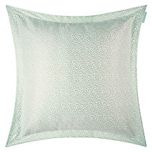 Buy bluebellgray Rain Square Pillowcase Online at johnlewis.com