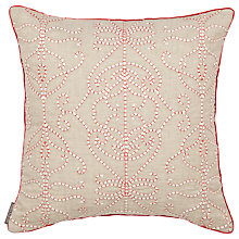 Buy Harlequin Nalina Embroidered Cushion Online at johnlewis.com