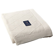 Buy Lexington The Spring Collection Cashmere Blend Throw Online at johnlewis.com