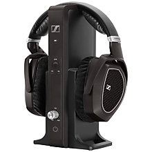 Buy Sennheiser RS 185 Wireless Over Ear Digital Headphones with Manual Level Control Online at johnlewis.com