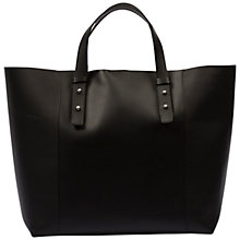Buy Gerard Darel Soho Shopper Bag, Black Online at johnlewis.com