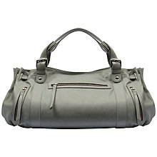Buy Gerard Darel Leather Handbag, Blue Online at johnlewis.com
