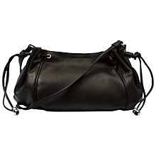 Buy Gerard Darel Mini 24 Heures Shoulder Bag, Black Online at johnlewis.com