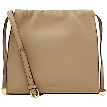 Buy Jaeger Hart Leather Shoulder Bag Online at johnlewis.com