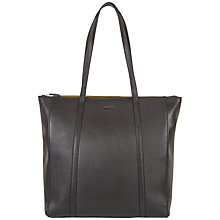 Buy Jaeger Julianne Leather Tote Bag Online at johnlewis.com