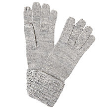 Buy John Lewis Checkerboard Cuff Gloves Online at johnlewis.com