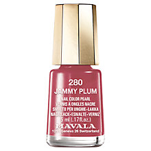 Buy MAVALA Jelly Nail Polish, 5ml Online at johnlewis.com
