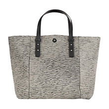 Buy Gerard Darel Le Soho Shopper Bag, Black Online at johnlewis.com