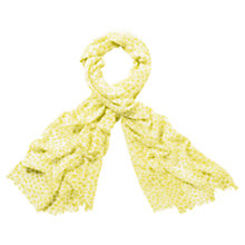 Buy Pure Collection Animal Print Scarf Online at johnlewis.com