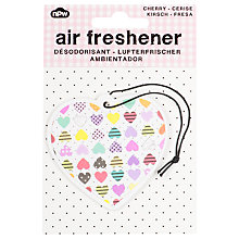 Buy NPW Heart Air Freshener Online at johnlewis.com