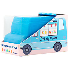 Buy Suck UK Ice Cream Van Lolly Maker Online at johnlewis.com