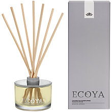 Buy Ecoya Coconut and Elderflower Diffuser, 200ml Online at johnlewis.com