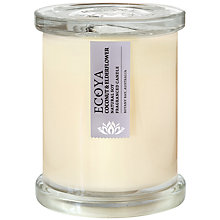 Buy Ecoya Metro Jar Coconut and Elderflower Candle Online at johnlewis.com