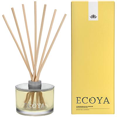 Image of Ecoya Lemon and Ginger Diffuser, 200ml
