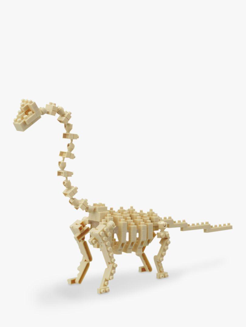 Nanoblock Nanoblock Brachiosaurus Skeleton