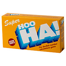 Buy Super Hoo Ha! Card Game Online at johnlewis.com