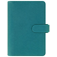 Buy Filofax Saffiano Personal Organiser Online at johnlewis.com