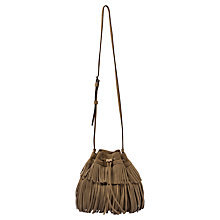 Buy Gerard Darel Mini Indie Bag, Camel Online at johnlewis.com