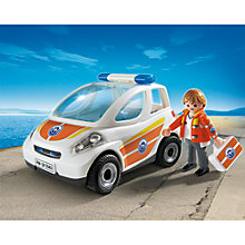 Buy Playmobil City Action Emergency Vehicle Online at johnlewis.com