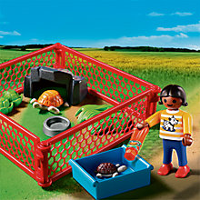 Buy Playmobil City Life Turtle Enclosure Online at johnlewis.com