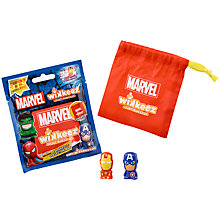 Buy Marvel Wikkeez Online at johnlewis.com