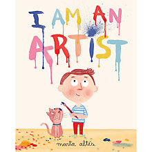 Buy I Am An Artist Book Online at johnlewis.com