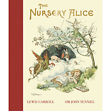 Buy The Nursery Alice Book Online at johnlewis.com