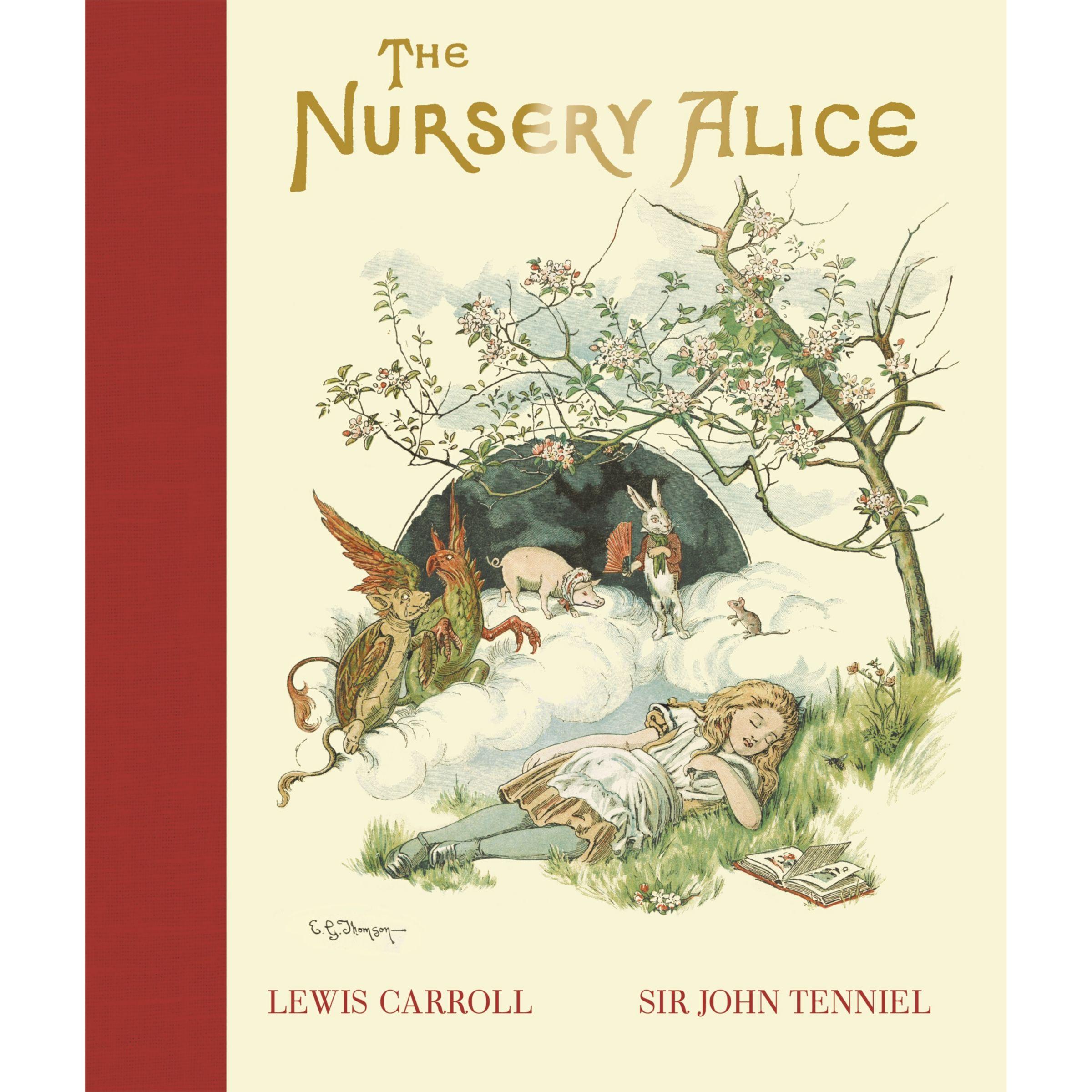 Macmillan The Nursery Alice Book
