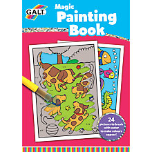 Buy Galt Magic Painting Book Online at johnlewis.com