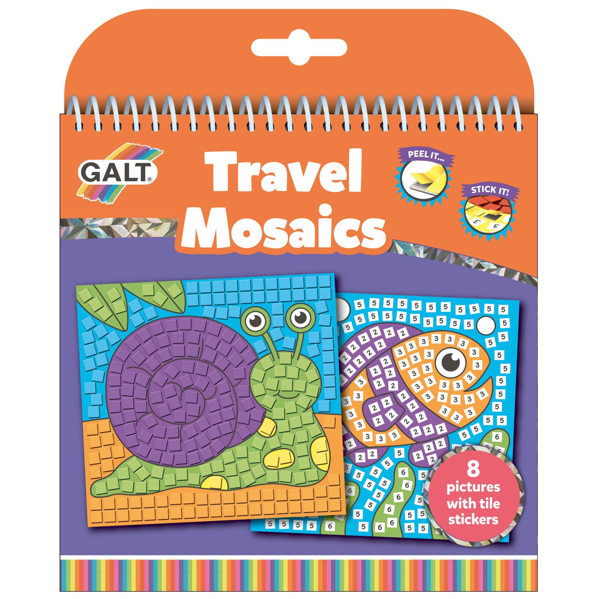 Galt Galt Travel Mosaics