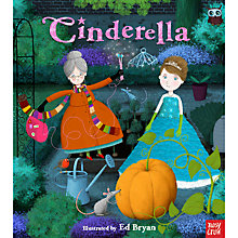 Buy Cinderella Book Online at johnlewis.com