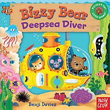 Buy Busy Bear Deepsea Diver Book Online at johnlewis.com