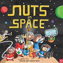 Buy Nuts In Space Book Online at johnlewis.com