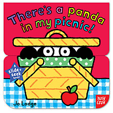 Buy Slide & Seek Book: There's A Panda In My Picnic! Online at johnlewis.com