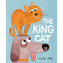 Buy The King Cat Book Online at johnlewis.com