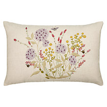Buy John Lewis Alliums Cushion Online at johnlewis.com
