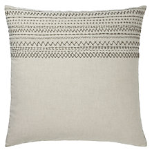 Buy John Lewis Fairisle Embroidery Cushion Online at johnlewis.com