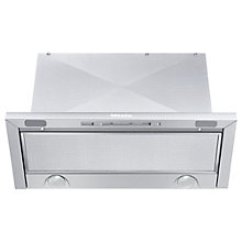 Buy Miele DA3466 Cooker Hood, Stainless Steel Online at johnlewis.com