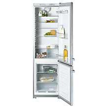 Buy Miele KFN 11923 SD edt/cs -2 Freestanding Fridge Freezer, A++ Energy Rating, 60cm Wide, Clean Steel Online at johnlewis.com
