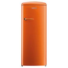 Buy Gorenje RB60299OO Freestanding Fridge, A++ Energy Rating, Right-Hand Hinge, 60cm Wide, Juicy Orange Online at johnlewis.com