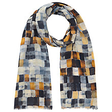 Buy Kin by John Lewis Square Print Scarf, Multi Online at johnlewis.com