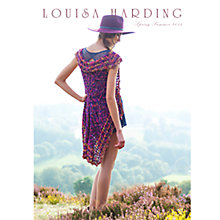 Buy Louisa Harding Anise Spring Summer 2015 Knitting Pattern Book Online at johnlewis.com