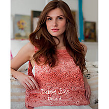 Buy Debbie Bliss Delphi Knitting Book Online at johnlewis.com