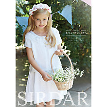 Buy Sirdar Another Beautiful Day Knitting Pattern Book, 478 Online at johnlewis.com