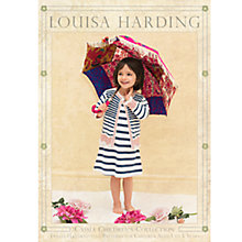 Buy Louisa Harding Cassia Children's Collection Knitting Book Online at johnlewis.com