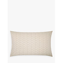 Buy MissPrint Home Dots Standard Pillowcase Online at johnlewis.com