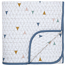 Buy Scion Ratia Bedspread, White/Multi Online at johnlewis.com